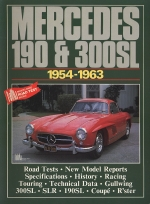 MERCEDES 190 & 300SL 1954-1963