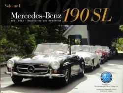 MERCEDES BENZ 190 SL 1955-1963 VOLUME 1
