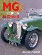 MG T SERIES IN DETAIL TA-TF 1935-1955