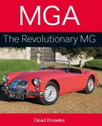 MGA THE REVOLUTIONARY MG