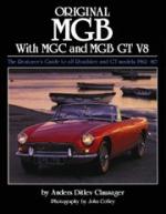 MGB WITH MGC AND MGB GT V8 ORIGINAL