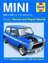 MINI 1969 TO 2001 (UP TO X REGISTRATION)