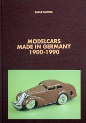 MODELCARS MADE IN GERMANY 1900-1990