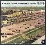 MONZA 1966 XXXVII GRAN PREMIO D'ITALIA (CON DISCO)