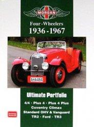 MORGAN FOUR WHEELERS 1936-1967