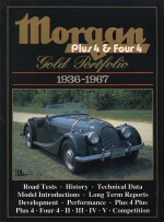 MORGAN PLUS 4 & FOUR 4 1936-1967