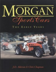 MORGAN SPORTS CARS THE EARLY YEARS