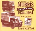 MORRIS LIGHT VANS 1924-1934