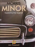 MORRIS MINOR EXPLORING THE LEGEND