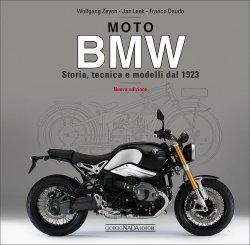 MOTO BMW STORIA TECNICA E MODELLI DAL 1923 NUOVA EDIZIONE