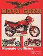 MOTO GUZZI 700, 750, 850, 1000 CC BICILINDRICI A V 1967-1993