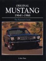 MUSTANG 1964 1/2 - 1966 ORIGINAL