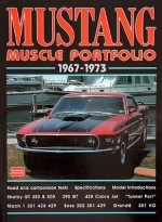MUSTANG 1967-1973