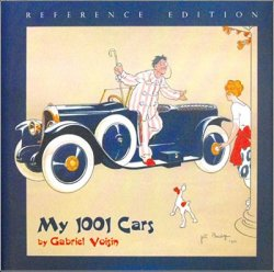 MY 1001 CARS BY GABRIEL VOISIN
