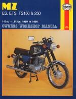 MZ ES, ETS, TS150 & 250 (0253)