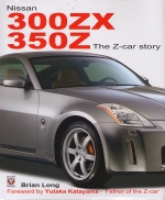 NISSAN 300 ZX 350Z THE Z-CAR STORY