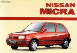 NISSAN MICRA (EDITION FRANCAISE)