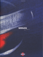 NISSAN THE HISTORY (ALLEGATO CD-ROM)