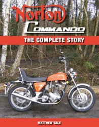 NORTON COMMANDO THE COMPLETE STORY