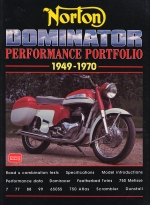 NORTON DOMINATOR 1949-1970