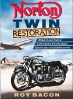 NORTON TWIN RESTORATION