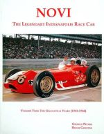 NOVI THE LEGENDARY INDIANAPOLIS RACE CAR
