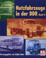 NUTZFAHRZEUGE IN DER DDR BAND II