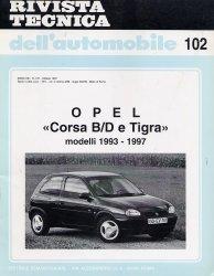 OPEL CORSA B/D E TIGRA MODELLI 1993 - 1997