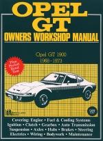 OPEL GT 1900 1968-1973