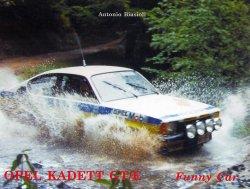 OPEL KADETT GT/E FUNNY CAR