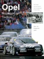 OPEL MOTORSPORT MIT TRADITION