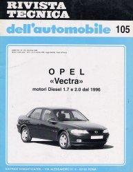 OPEL VECTRA MOTORI DIESEL 1.7 E 2.0 DAL 1996