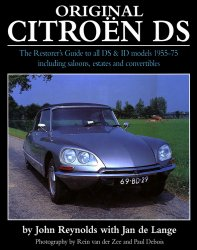 ORIGINAL CITROEN DS (NEW EDITION)