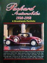 PACKARD AUTOMOBILES 1920-1958