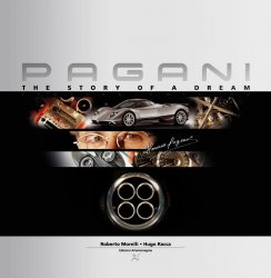 PAGANI THE STORY OF A DREAM (DELUXE EDITION)
