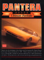 PANTERA 1970-1995 ULTIMATE PORTFOLIO