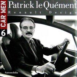 PATRICK LE QUEMENT RENAULT DESIGN