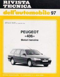 PEUGEOT 406 MOTORI BENZINA