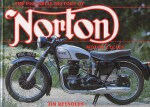 PICTORIAL HISTORY OF NORTON MOTOR CYCLES, THE