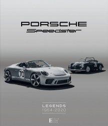 PORSCHE SPEEDSTER LEGENDS 1954 - 2020