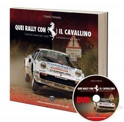 QUEI RALLY CON IL CAVALLINO - TONINO TOGNANA (CON DVD)