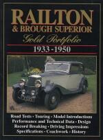 RAILTON & BROUGH SUPERIOR 1933-1950