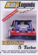 RALLY LEGENDS RENAULT 5 TURBO (DVD)