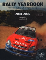 RALLY YEARBOOK 2004-2005