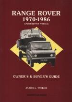 RANGE ROVER 1970-1986 (CARBURETTOR MODELS)