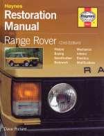 RANGE ROVER RESTORATION MANUAL (2ND EDITION) (H827)