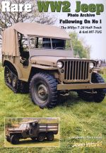 RARE WW2 JEEP PHOTO ARCHIVE FOLLOWING ON NO.1