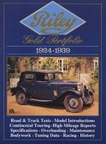 RILEY 1924-1939