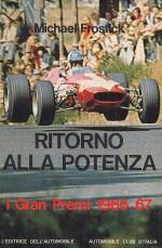 RITORNO ALLA POTENZA I GRAN PREMI 1966-67