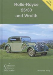 ROLLS ROYCE 25/30 AND WRAITH (2ND EDITION)